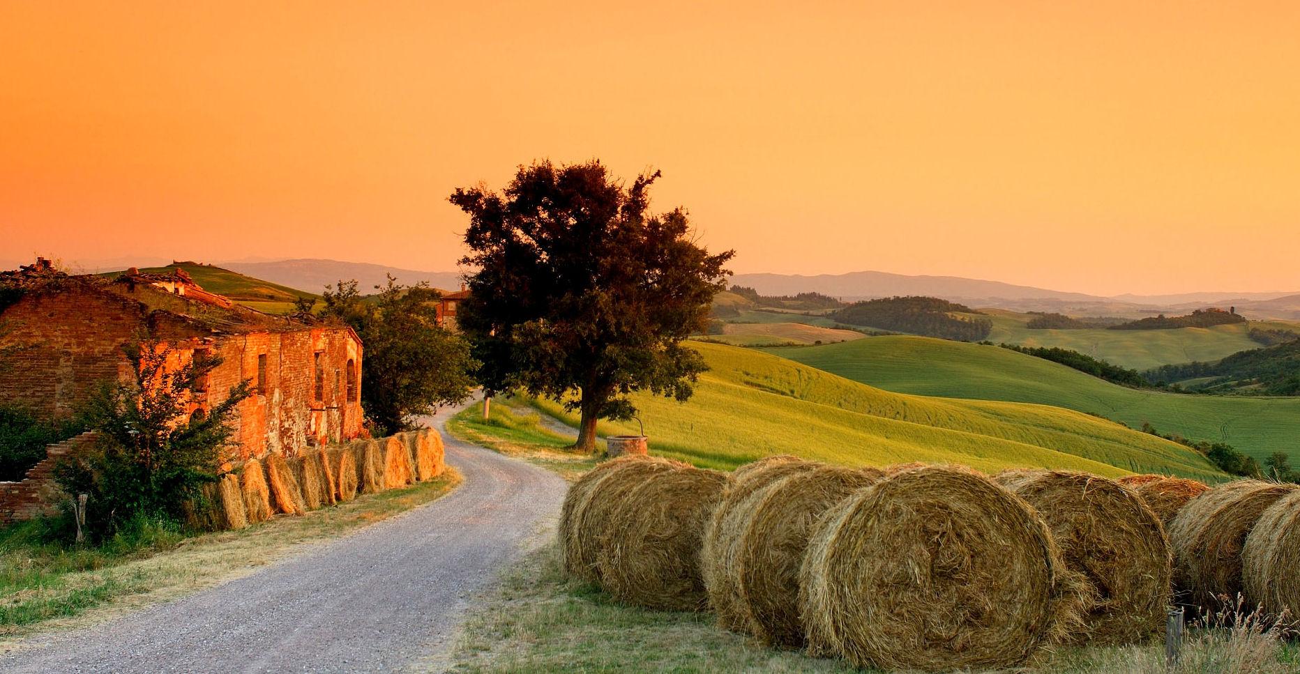 Toscana ecco quali sono gli 10 agriturismi pi belli for I telefoni piu belli