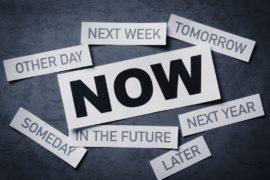 procrastinare