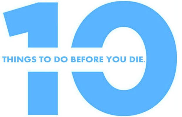 10 posti da visitare prima di morire