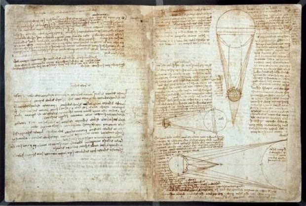 1. Leicester Code Leonardo da Vinci
