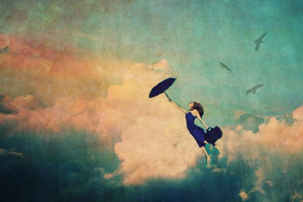 sognare di volare sogni