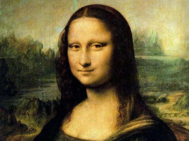Leonardo da Vinci La Gioconda Louvre