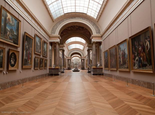 visitare il Louvre a Parigi