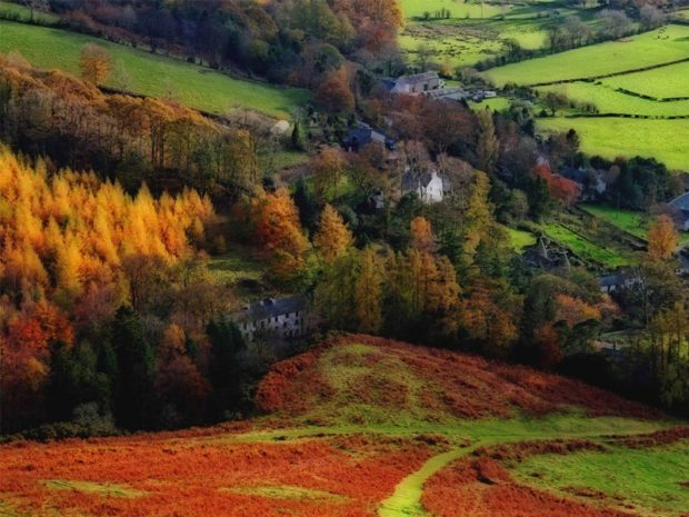 visitare la Cumbria in autunno