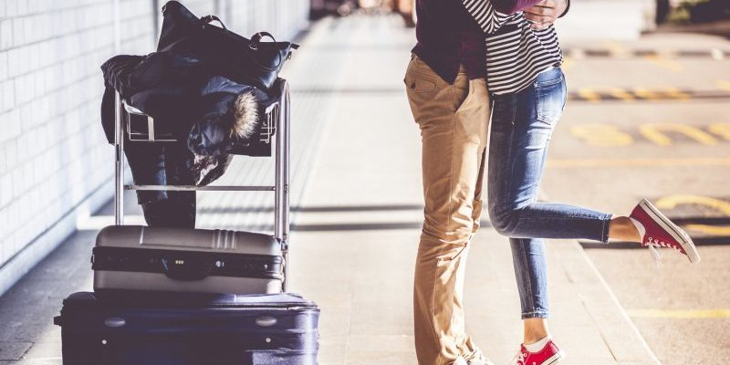 amore aeroporto