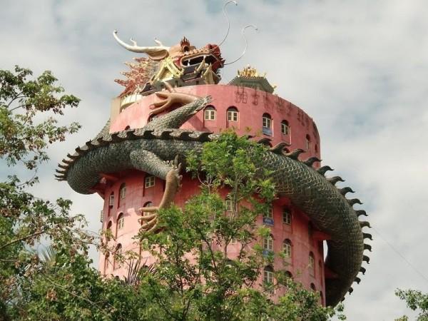 architettura orientale