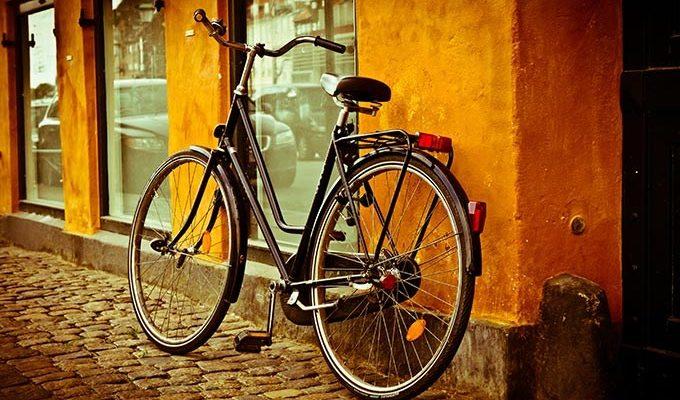 andare in vacanza con la bici