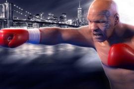 Mike Tyson pronto a colpire: il grande campione torna sul ring…virtuale!