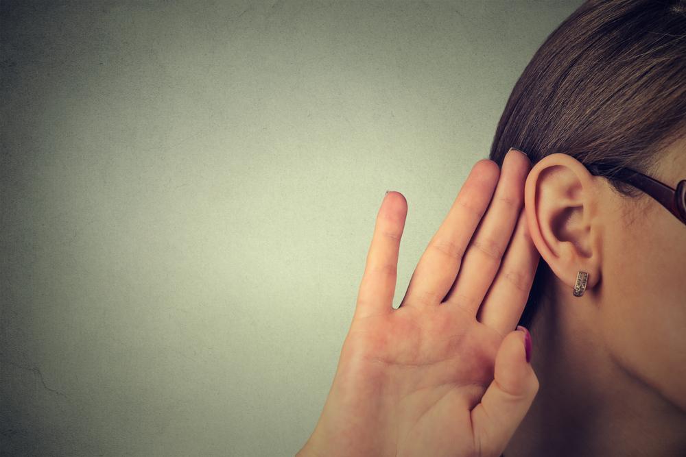 L'ipoacusia è l'incapacità di percepire il suono