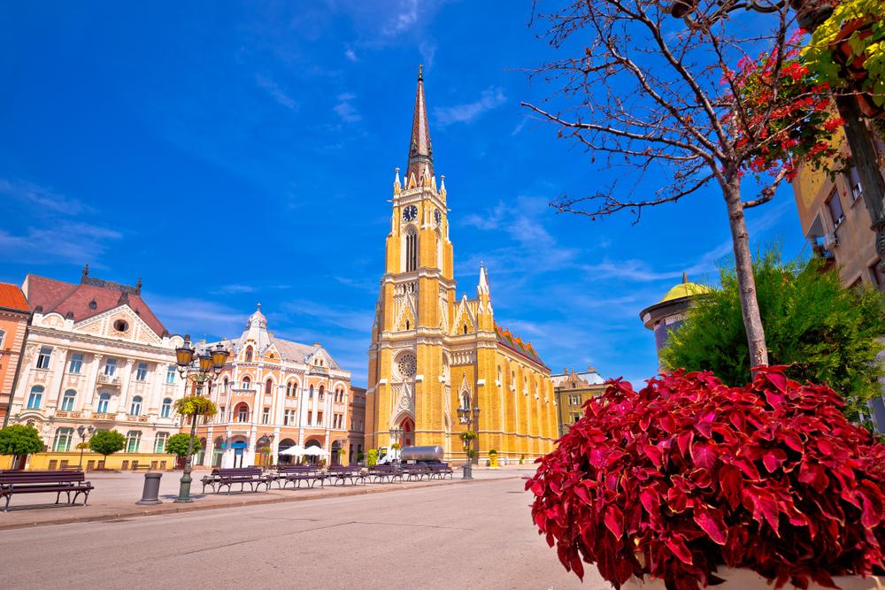 vacanze in serbia