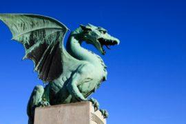 terra dei draghi