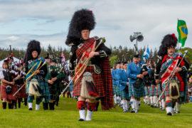 Origini degli Highland Games