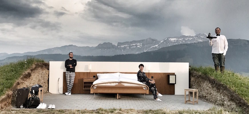 hotel panoramico svizzera