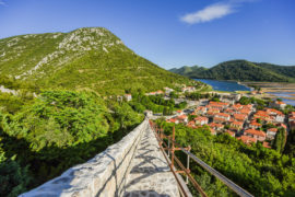 croazia mura medievali
