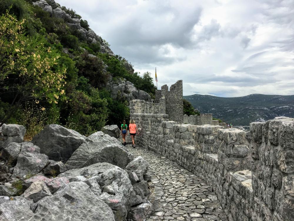 mura medievali europa