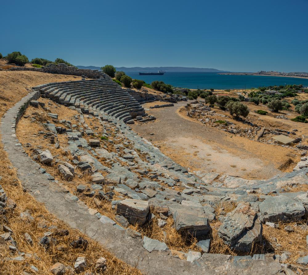teatro grecia