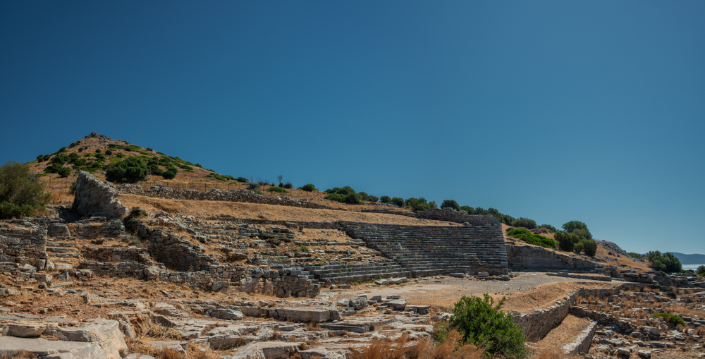 grecia teatro
