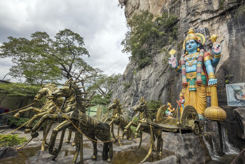 malesia batu caves