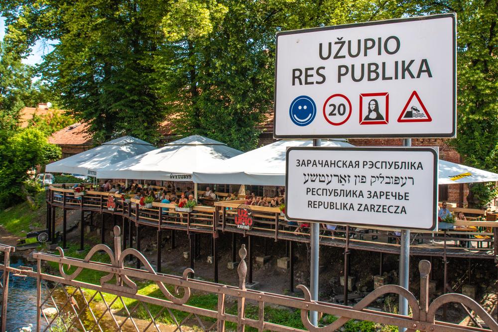 lituania vacanze