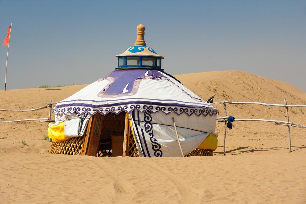 nomadi nel deserto