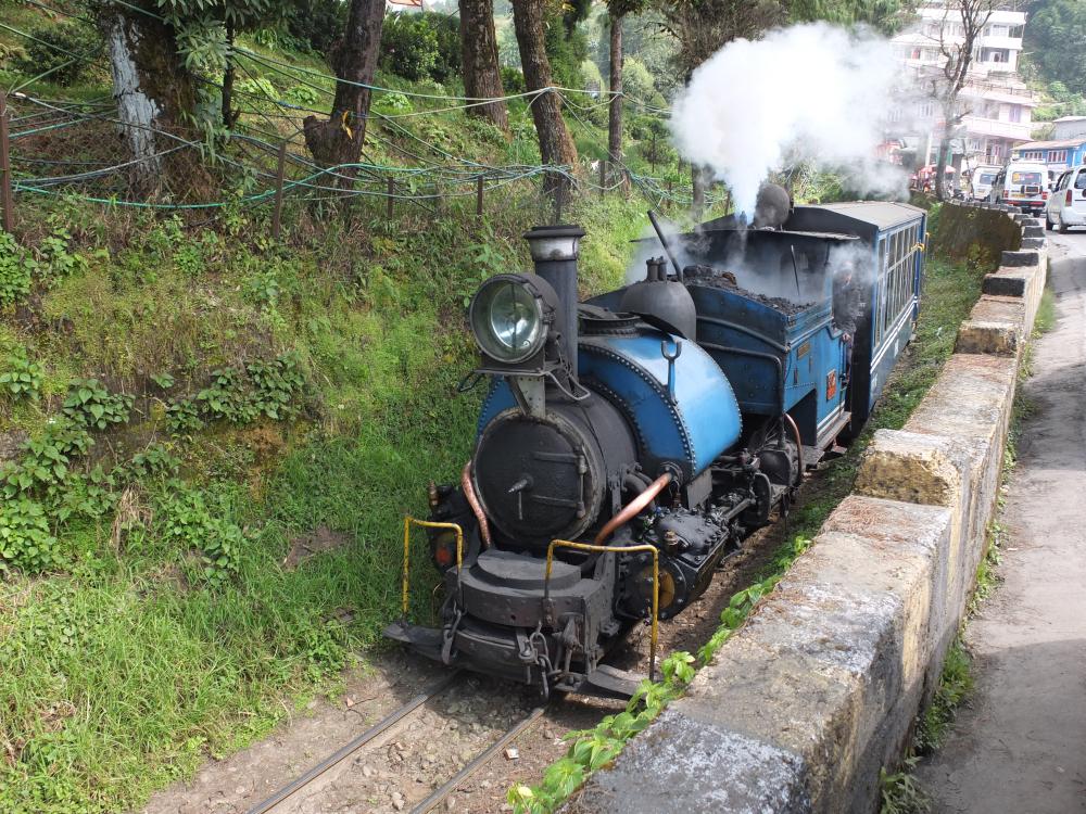 treni india