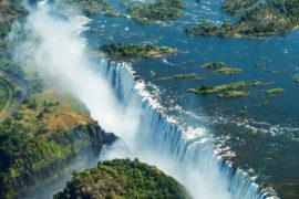 cascate victoria zimbabwe