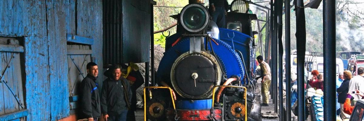 darjeeling treno